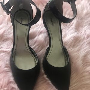 Style &CO. Black Heel Shoes size 9.5 M